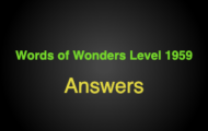 Words of Wonders Level 1959 Answers Erechtheion