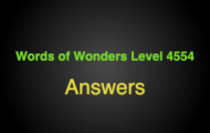 Words of Wonders Level 4554 Answers Al fateh grand mosque